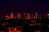 Purple Haze of Nashville Skyline