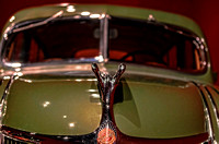 1935 Chrysler Imperial Model C2 Airflow Coupe Windshield