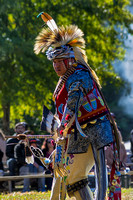 2018 NAIA Pow Wow Chicken Dancer