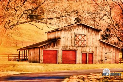 A Family Barn on a Farm In Middle TN