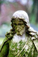 Spring Hill Cemetery Messiah sculpture