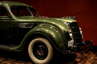 1935 Chrysler Imperial Model C2 Airflow Coupe Curves Of Green