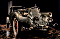 1933 Pierce Arrow Silver Arrow Sedan Royal In My Mind