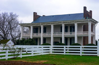 Franklin Tennessee Carnton Plantation House