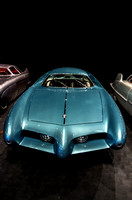 1954 Alfa Romeo BAT 7 in the middle