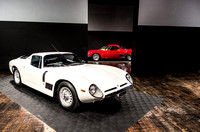 1968 Bizzarrini 5300 Strada Higher view