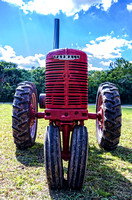 Farmall Tractor Scottsboro-Jordonia Antique Tractor and Car Show