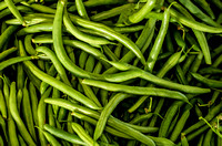 Bushel Of Greenbeans Nashville Farmers Market