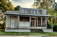 Empty building in Kingston Springs TN