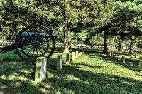Stones River National Cemetery cannon