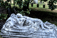 Couple Lying On Their Death Bed City Cemetery Nashville TN