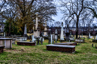 The Very Old Nashville City Cemetery Nashville TN