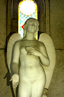 Nude female angel Mount Olivet Cemetery