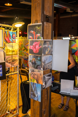 RAW Showcase Exhibition 20140626 4