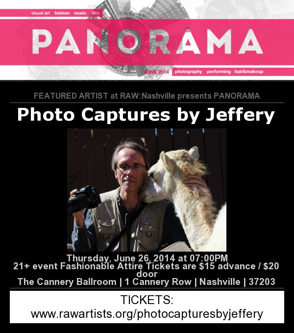 Photo Captures by Jeffery RAW Featured Artist