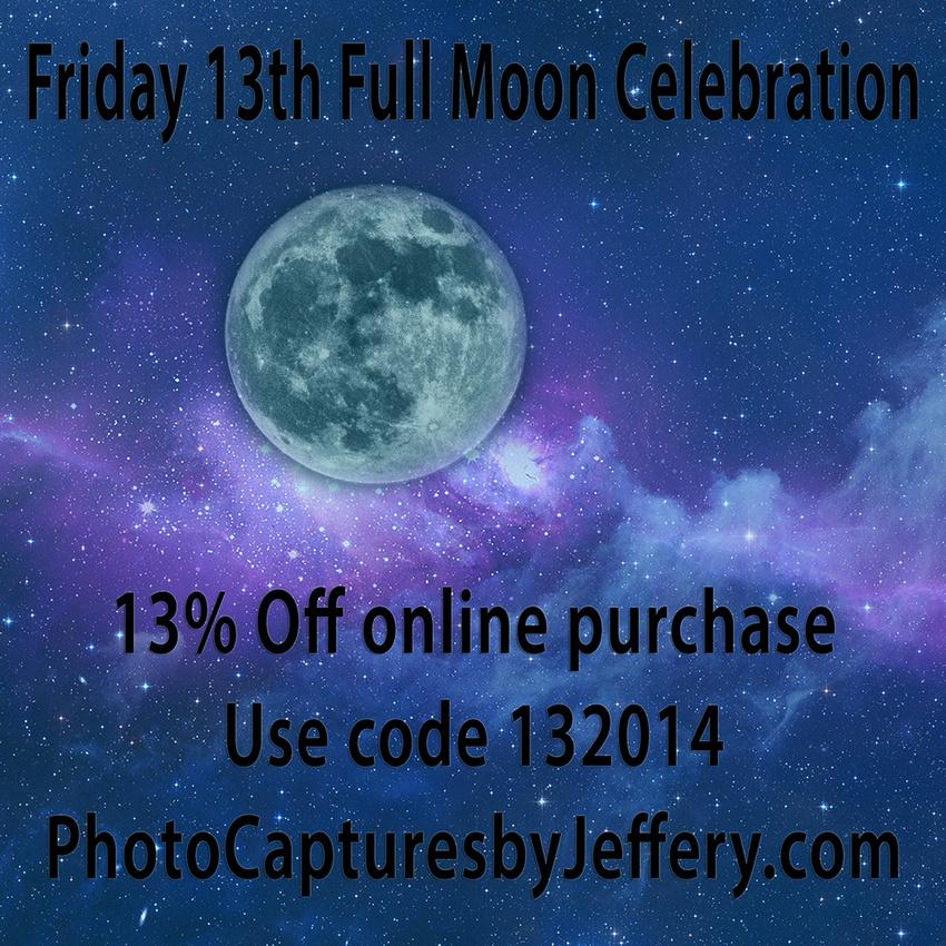 Full Moon 13 Special