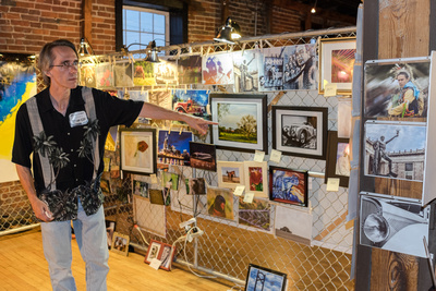 RAW Showcase Exhibition 20140626 6
