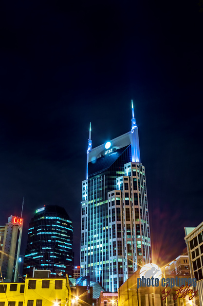Photo Captures by Jeffery  Architectural Interest In And Around Downtown Nashville TN