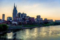 Nashville Tennessee Cumberland River