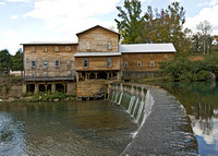 Grist Mill Dam Upper View