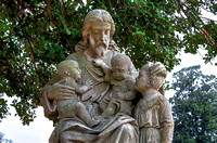 Messiah with three kids