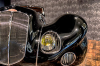 1936 Delahaye 135M Figoni and Falaschi Competition Coupe Better Together