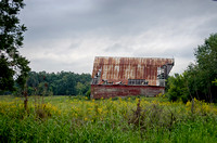 Hwy 100 country barn