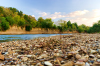 On the bank of the Harpeth River LL Burns Park Kingston Springs TN