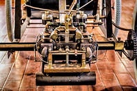 1896 Ford Quadricycle Engine Replica