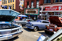 Classic Cars Downtown Nashville