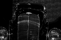 1936 Delahaye 135M Figoni and Falaschi Competition Coupe Grilled Lights